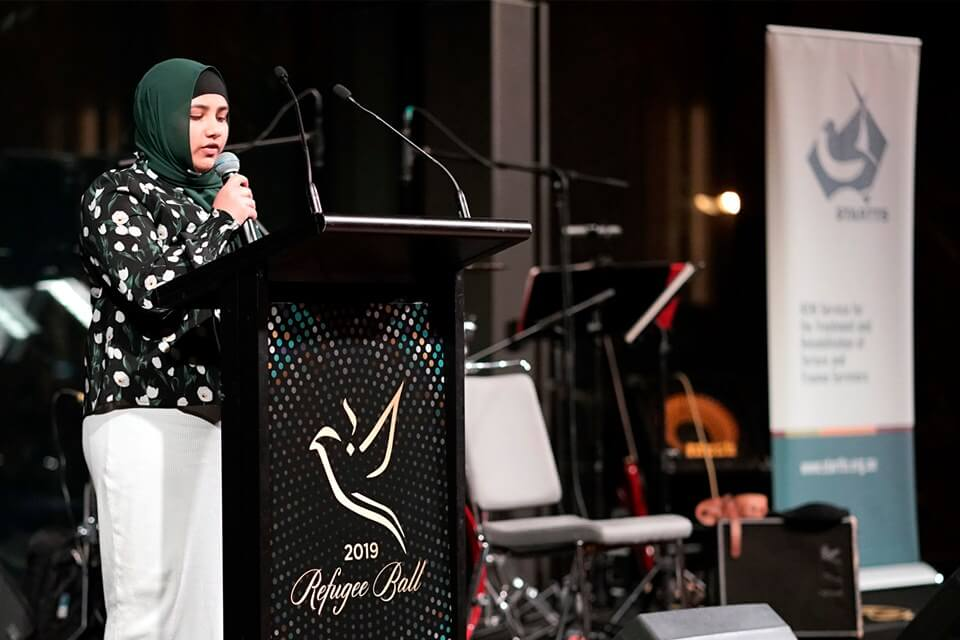 Annual Refugee Ball highlights plight of the Rohingya