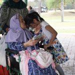 Seena celebrates Grandparents Day
