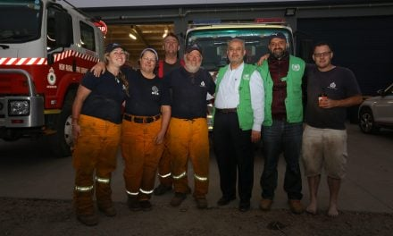 HAA reach out for bush fire victims