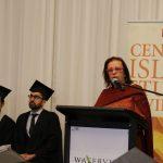 ISRA graduates listen to Australian Muslim heritage