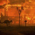 Australia burns amid drought, heat and bushfires
