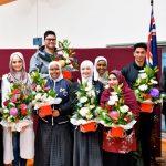 Minaret College excels at leadership awards