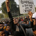 Widespread protests against Modi government's anti-Muslim agenda