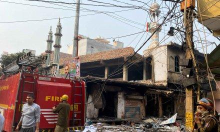 Anti-Muslim riots in India take a heavy toll