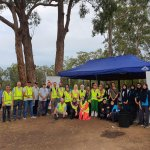 ARO and Sirius College join hands for bush fire relief