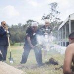 Sydney's new cemetery holds Ground-breaking Ceremony