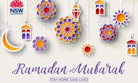 Stay home this Ramadan