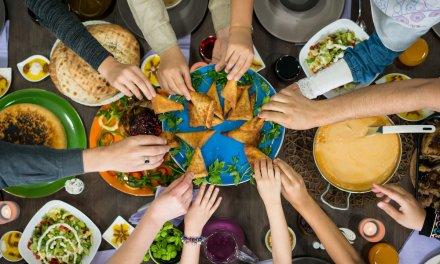 Ramadan feasting under COVID-19