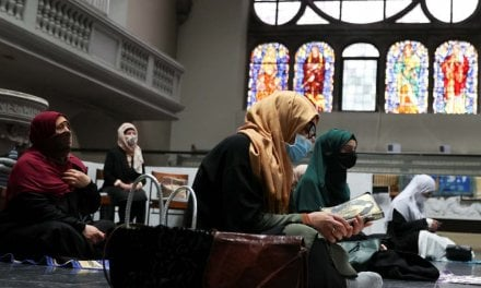 A remarkable act of unity: Berlin churches host Muslim worshipers