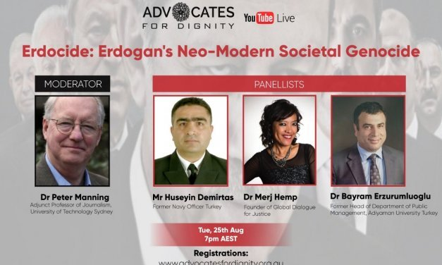 "International webinar raises concern over ""societal genocide"" in Turkey"