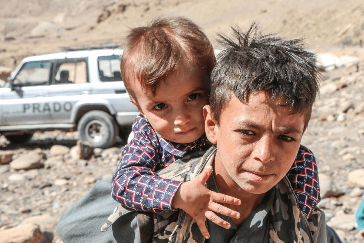 Building a better future for the street children of Afghanistan