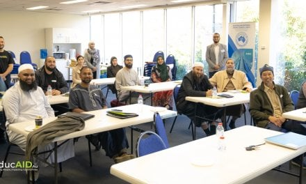 Suicide Prevention Workshop for Imams and community leaders