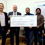Shahid Afridi Foundation Australia donates for Beirut Crisis Appeal