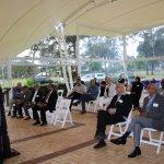 Sheikh Jehad addresses cemetery pioneers