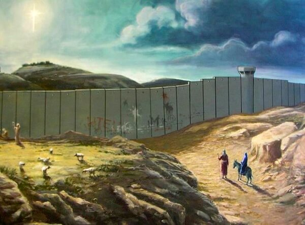 The spirit of Christmas and the plight of Palestinians