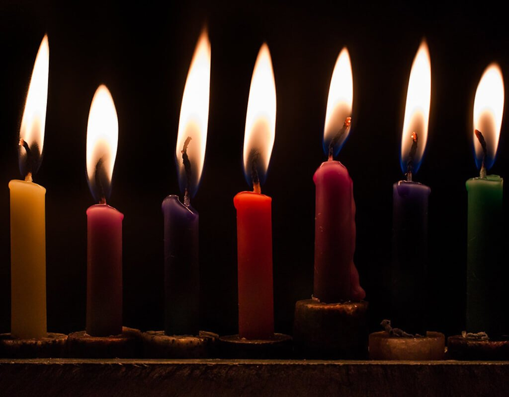 Hanukah's Lights for Muslim and Jewish Children