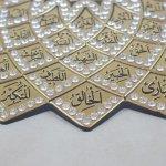 Islam's 99 Names, Judaism's 70 Names and Hajar's New Name