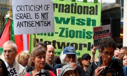 Israel gets away with murder behind the cloak of antisemitism