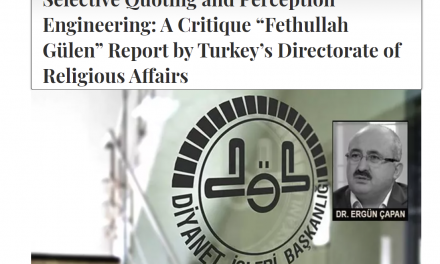 """Selective quoting and perception engineering: An """"Islamic"""" approach in Turkey?"""