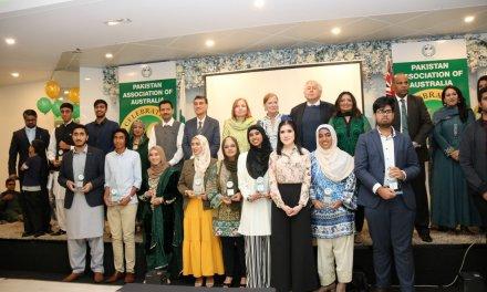 Sydney celebrates Pakistan Day