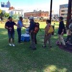 Feeding Australia provides food for the homeless