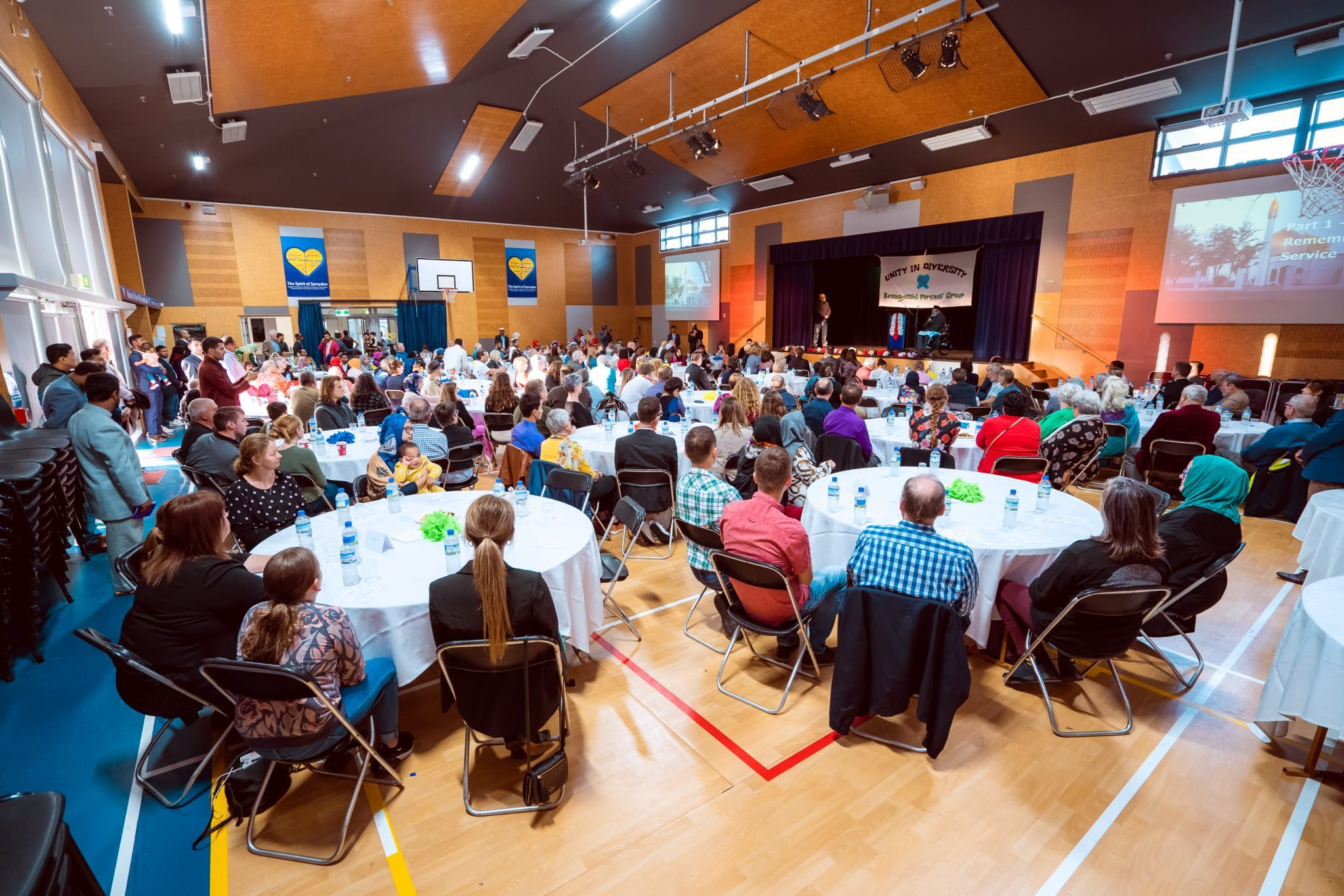 Christchurch: Unity in Diversity Dinner