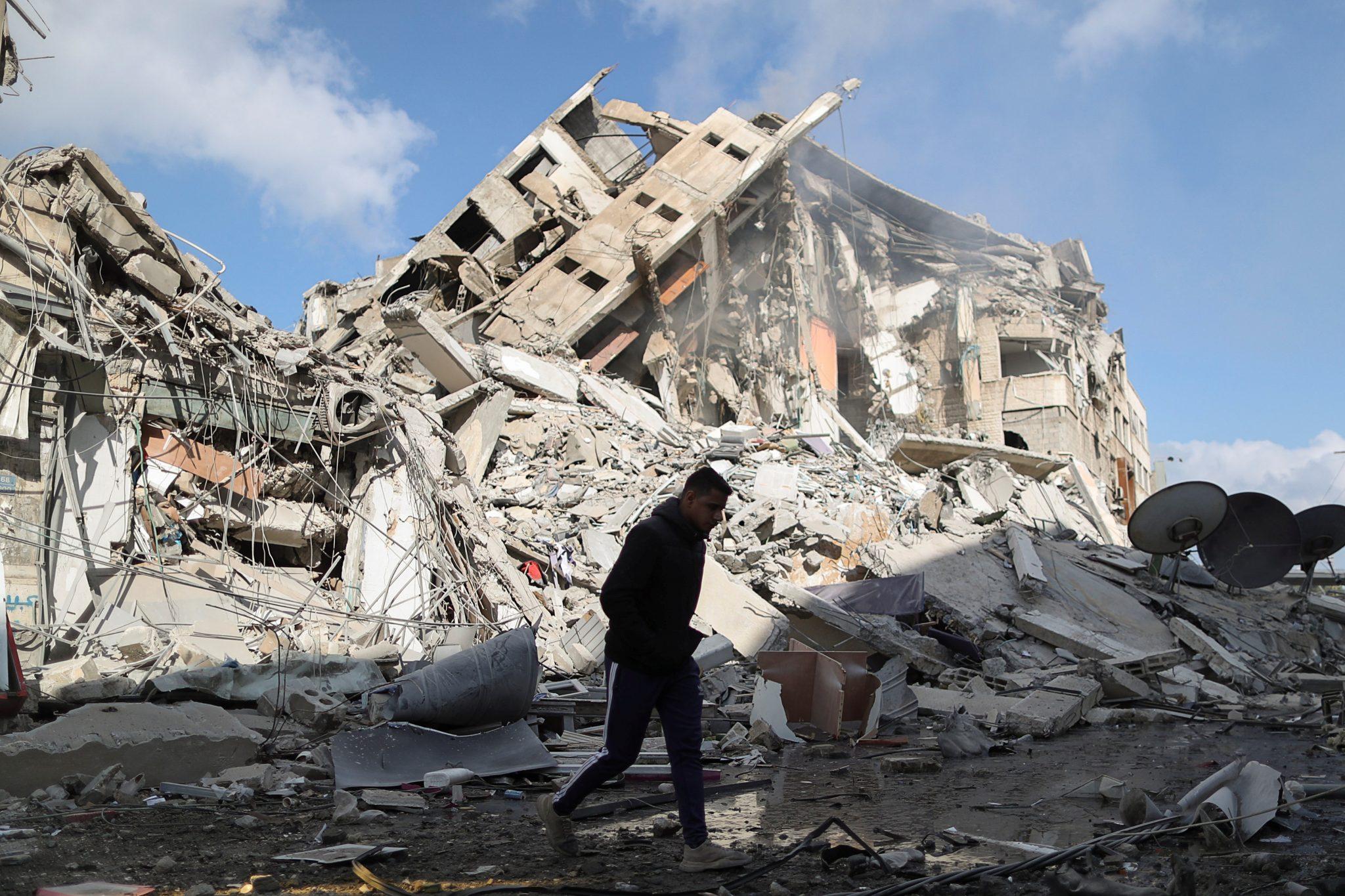 Australian politicians condemn Israeli aggression against Palestinians