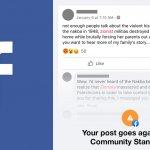Palestine on social media: Facebook bias exposed