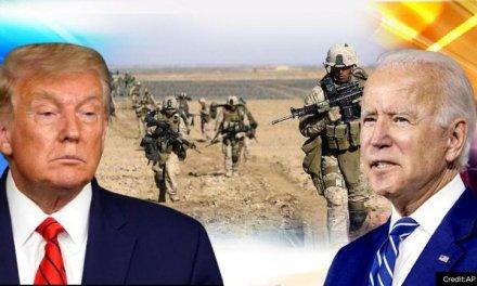 America leaves Afghanistan in Stalemate