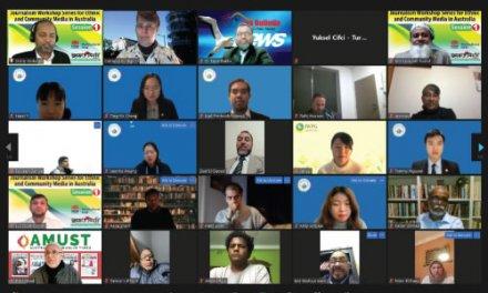 Workshop series on community media in Australia
