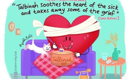 """Al Talbinah"": One of the sunnah remedies"