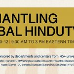 Pushback against academic exposure of Hindutva